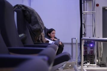 Rachel O'Dwyer, Curator of OpenHere